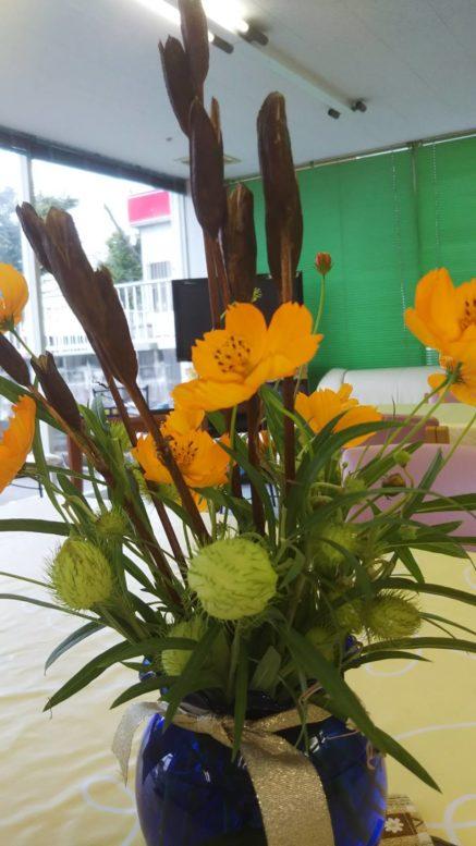 ほのぼのカフェ花